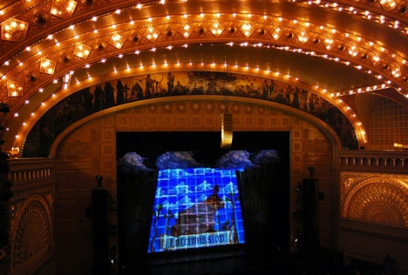 Intermission at Auditorium Theatre