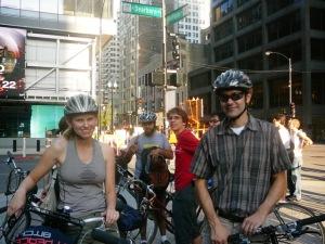 August 2008 Critical Mass