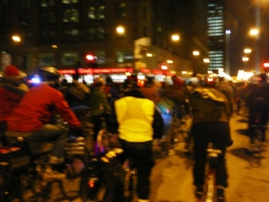 Critical Mass Crowd