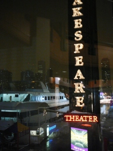 Shakespeare Theatre and Navy Pier