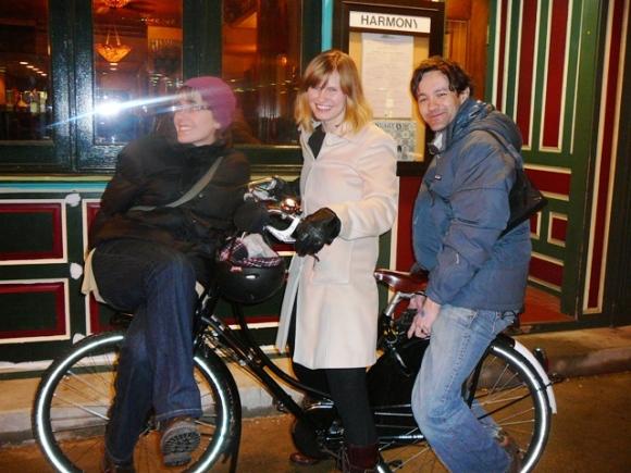 Bike Taxi