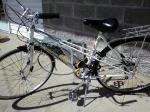 No bike rack? No problem?