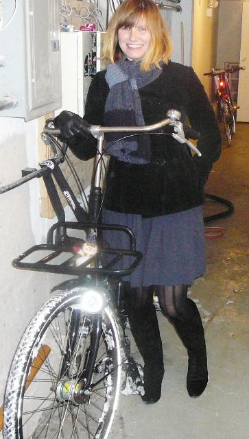 thawing-bike