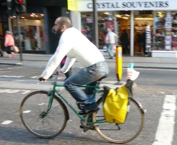 Bloke on a Bike!