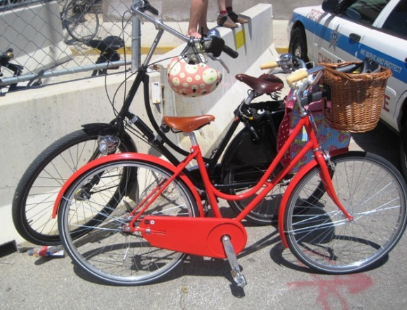 Despite being different colors and sizes, the Abici and Oma became fast friends.