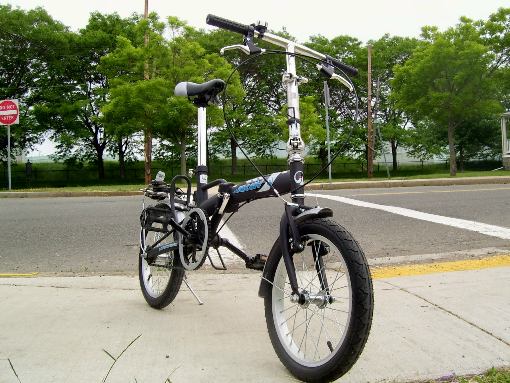 Gram Folding Bike - Jahon
