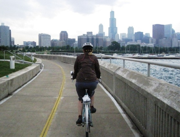 Lakefront Trail and Skyline