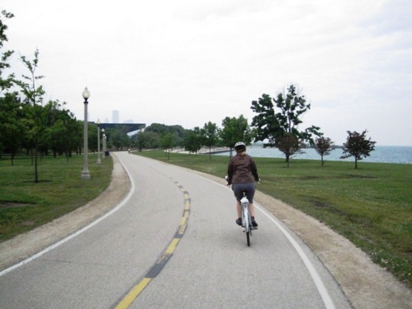 Lakefront Trail - Southern Portion