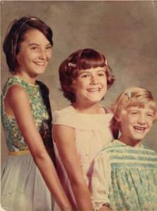 3 Daughters - my mom on left
