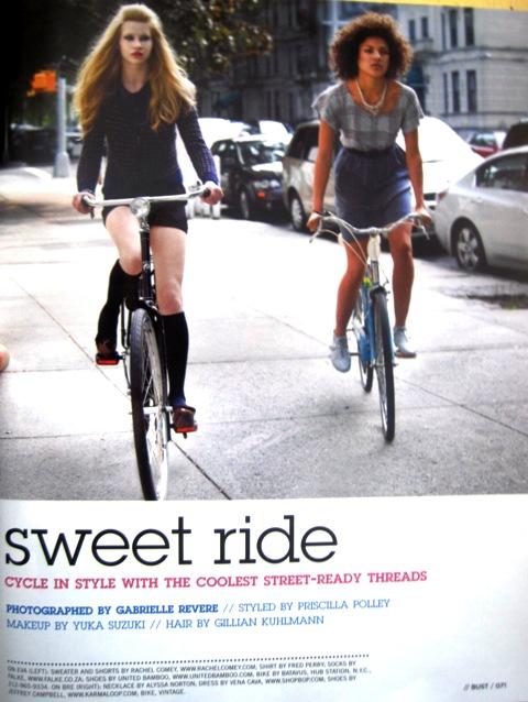 Sweet Ride - Batavus and Vintage