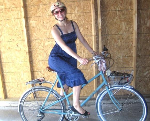 Blue Dress # 1