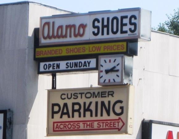 8-15 alamo shoes