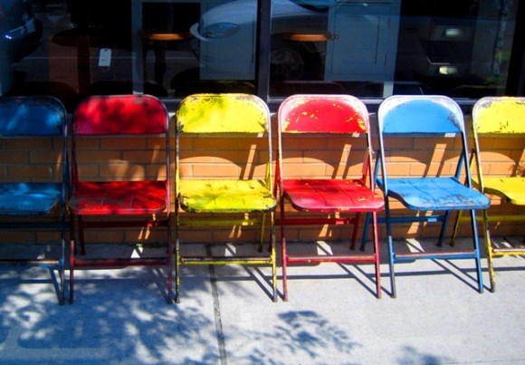 8-15 chairs