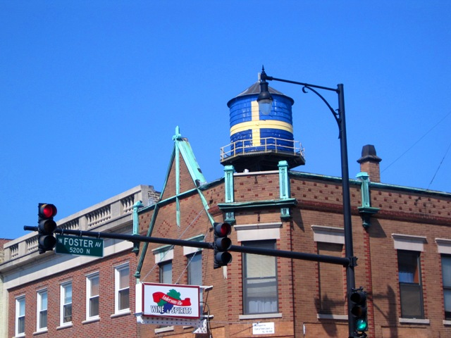 8-15 water tower