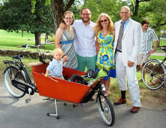 Awesome Bikey Family