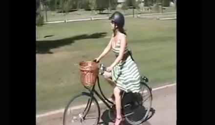 A still shot from Miss Sarah's video