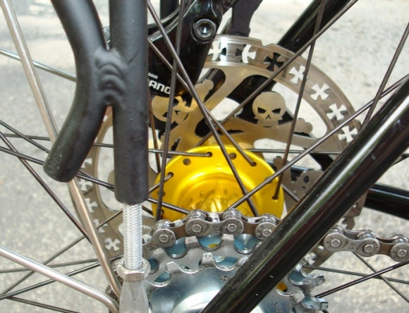 The Surly's Golden Hub