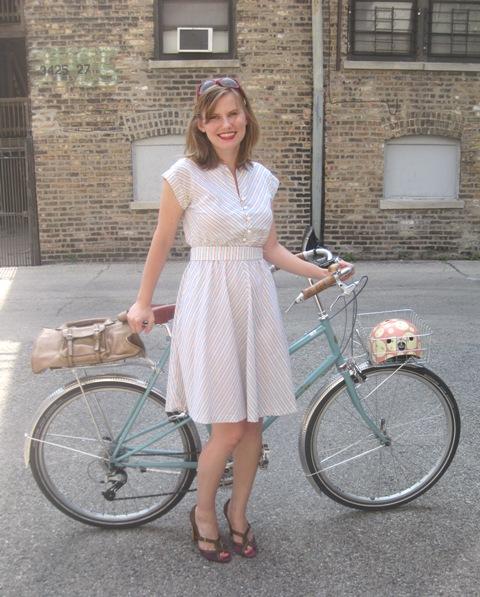 Thrifted Vintage Dress