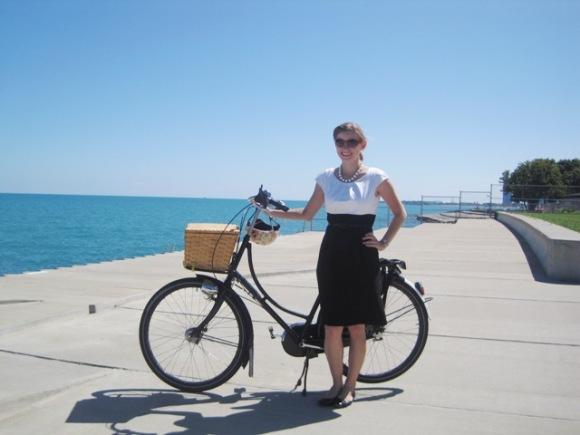 Lawyer on a Bike