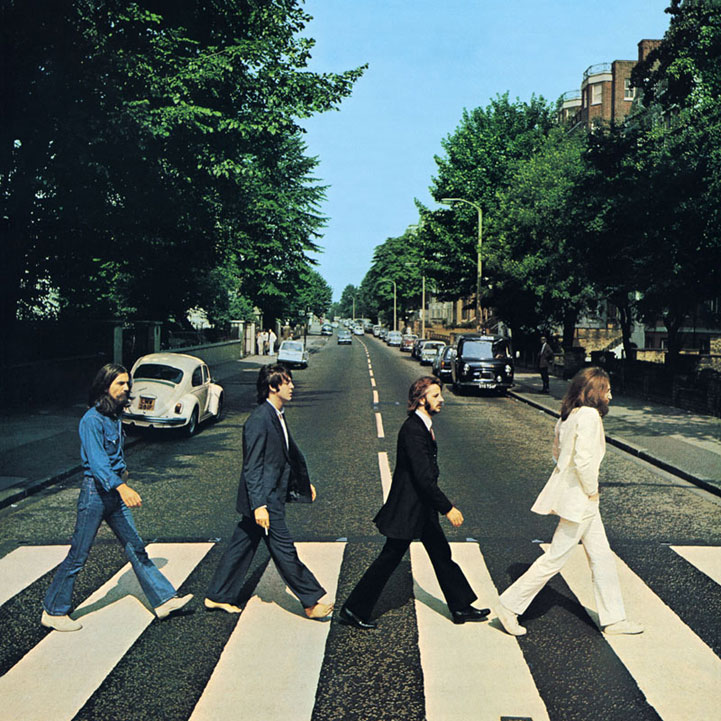 The Beatles would have had to wait ages to cross the road if they'd tried to take this picture in Nashville