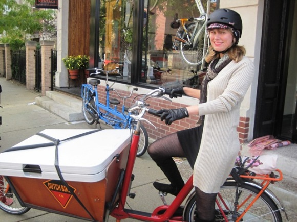 The Bakfiets and Me