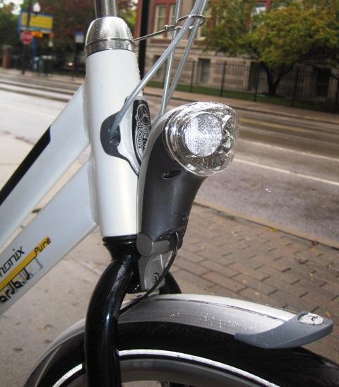 Gazelle Chamonix Pure Front Light