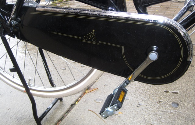 Gazelle Toer Populair Chain Guard