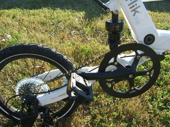 flik rear wheel