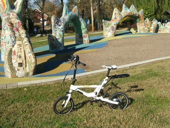 the Flik in Dragon Park