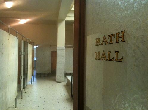Fordyce Bath Houses in Hot Springs, AR