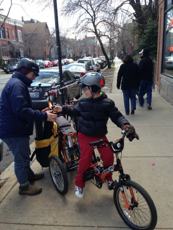 172bc348bfd Besides writing about Dutch bikes and other city bikes, I also write about  adaptive bikes for kids. We've gone through a number of bike variations  over the ...